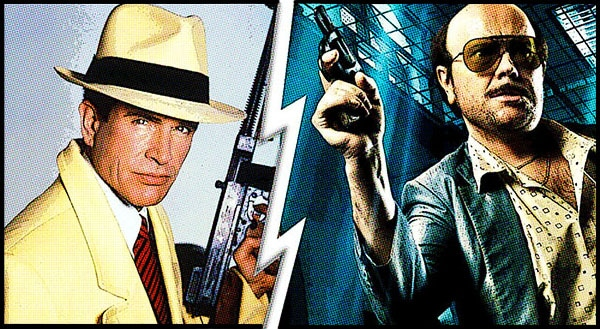Dick Tracy y Torrente